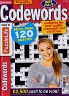Family Codewords Magazine Issue NO 31