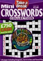 Tab Mini Crossword Coll Magazine Issue NO 120