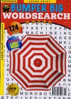 Bumper Big Wordsearch Magazine Issue NO 222