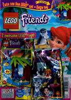 Lego Friends Magazine Issue NO 74