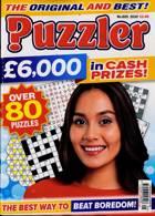 Puzzler Magazine Issue NO 605