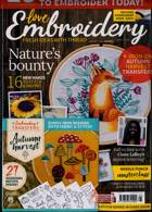 Love Embroidery Magazine Issue NO 5