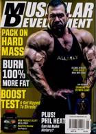 Muscular Development Usa Magazine Issue SEP 20