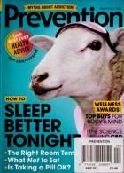 Prevention Magazine Issue SEP 20