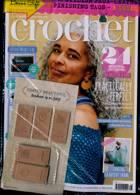 Inside Crochet Magazine Issue NO 128