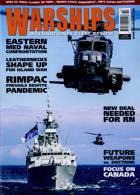 Warship Int Fleet Review Magazine Issue OCT 20