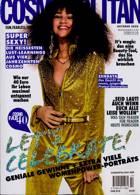 Cosmopolitan German Magazine Issue NO 10