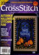Just Cross Stitch Magazine Issue OCT 20