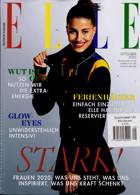 Elle German Magazine Issue NO 9