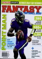 Athlon Fantasy Football Magazine Issue 2020