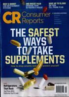 Consumer Reports Magazine Issue 09