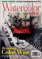 Watercolor Artist Magazine Issue 10