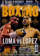 Boxing News Magazine Issue 15/10/2020