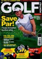 Golf Monthly Magazine Issue DEC 20
