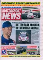 Motorsport News Magazine Issue 22/10/2020