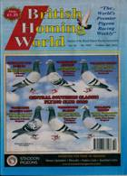 British Homing World Magazine Issue NO 7547