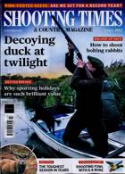 Shooting Times & Country Magazine Issue 21/10/2020