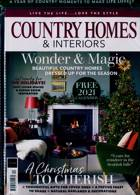 Country Homes & Interiors Magazine Issue DEC 20