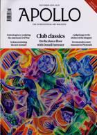 Apollo Magazine Issue NOV 20