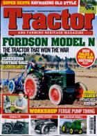 Tractor Farming Heritage  Magazine Issue DEC 20