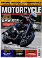Motorcycle Sport & Leisure Magazine Issue DEC 20