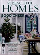 25 Beautiful Homes Magazine Issue DEC 20