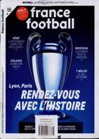 France Football Magazine Issue 66