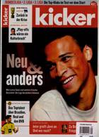 Kicker Montag Magazine Issue NO 38