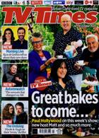 Tv Times England Magazine Issue 24/10/2020