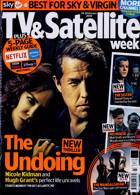 Tv & Satellite Week  Magazine Issue 24/10/2020