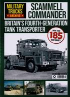 Military Trucks Magazine Issue COMMANDER