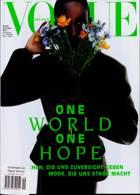 Vogue German Magazine Issue NO 9