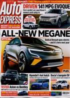 Auto Express Magazine Issue 21/10/2020