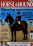 Horse And Hound Magazine Issue 10/09/2020