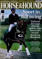 Horse And Hound Magazine Issue 27/08/2020