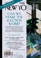 New Yorker Magazine Issue 28/09/2020