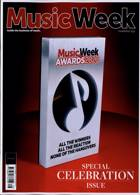Music Week Magazine Issue 22/09/2020
