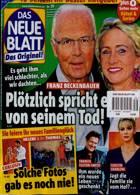 Das Neue Blatt Magazine Issue NO 39
