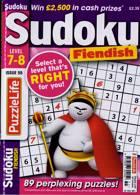 Puzzlelife Sudoku L7&8 Magazine Issue NO 55