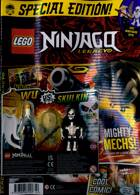 Lego Specials Magazine Issue LEGACY 7