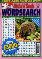 Take A Break Hide & Seek  Magazine Issue NO 10