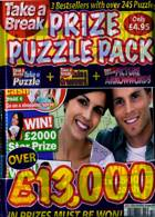 Tab Prize Puzzle Pack Magazine Issue NO 17