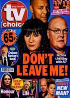 Tv Choice England Magazine Issue NO 40