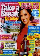 Take A Break Monthly Magazine Issue OCT 20