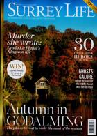 Surrey Life County Magazine Issue OCT 20