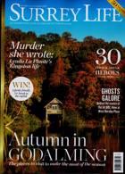 Surrey Life  Magazine Issue OCT 20