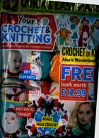 Your Crochet Knitting Magazine Issue NO 20