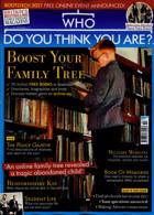 Who Do You Think You Are Magazine Issue OCT 20