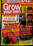 Grow Your Own Magazine Issue NOV 20