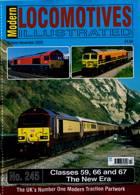 Modern Locomotives Illustrated Magazine Issue OCT-NOV